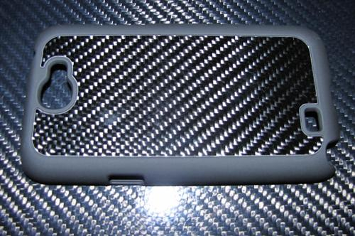 Für Samsung Galaxy NoteII N7100 Note2 Echt Carbon Luxus Schutzhülle Cover Case