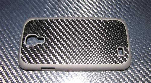 Für Samsung Galaxy S4 Echt Carbon Luxus Schutzhülle Cover Case