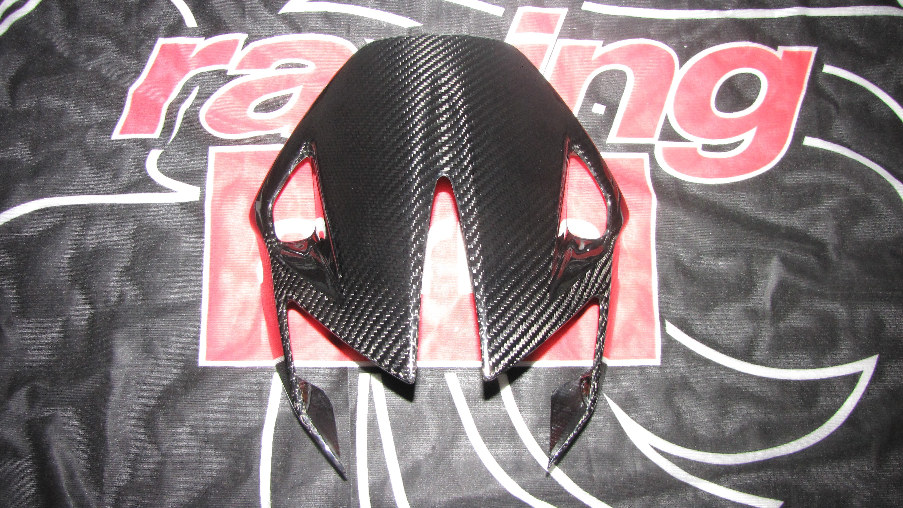 Passend für Aprilia Dorsoduro SMV 1200  Carbon Kanzel Maske