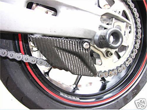 Passend für Aprilia Dorsoduro SMV 750 Carbon Kettenschutz unten