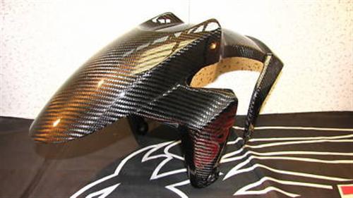 Für Aprilia NA 850 Mana / Mana ABS Carbon Kotflügel Fender