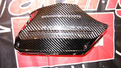 Für Aprilia NA 850 Mana Mana ABS Carbon Motorabdeckung