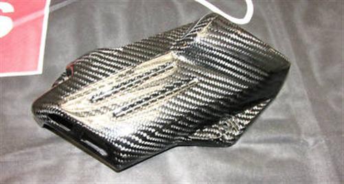 Für Aprilia NA 850 Mana / Mana ABS  Carbon Motor Abdeckung