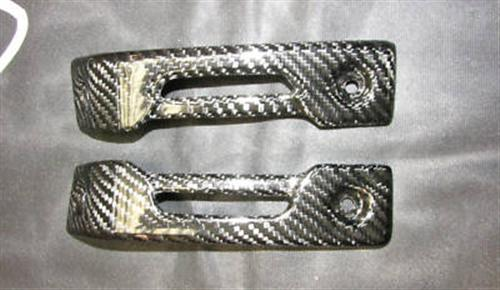 Für Aprilia SL 750 Shiver ABS Carbon Kühler Verkleidung