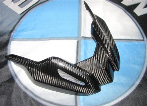 Passend für BMW F800GS Carbon Kotflügel Nasenverlängerung F800 GS GITTER