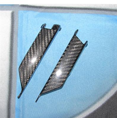 Für BMW F800GS F 800 GS Carbon Kotflügel Seitendeckel Bremsleitungen
