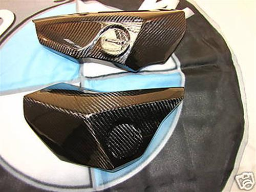 Für BMW F800R F 800 R Carbon Tank Seitenteile Verkleidung