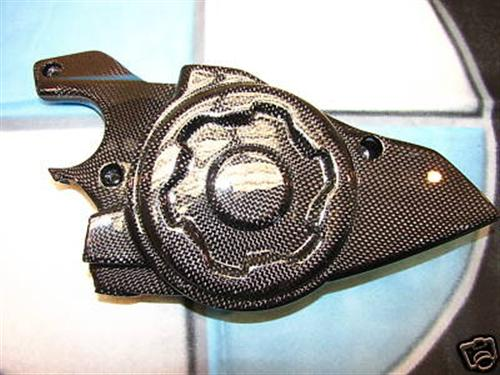 Für BMW F800R F 800 R ST Carbon Rizelabdeckung Ritzel NEU