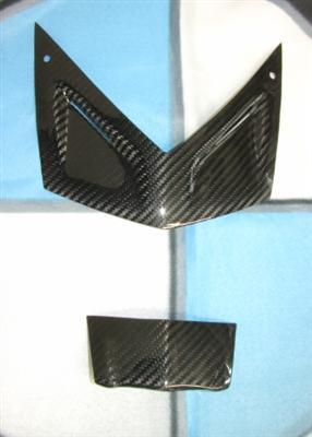 Für BMW K1300S K 1300 S Carbon Kanzel Verkleidungsabdeckung Scheinwerfer
