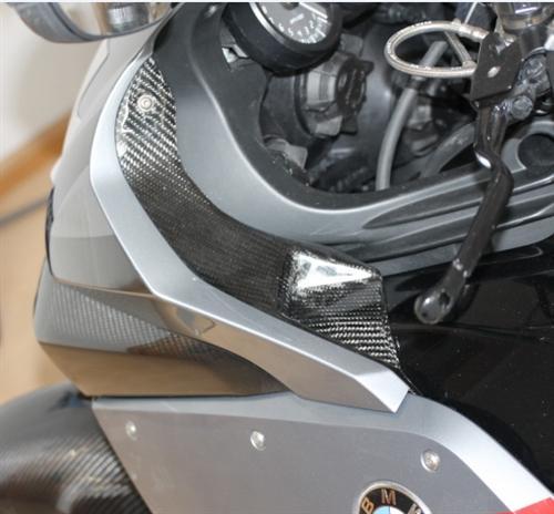 Für BMW K1300S K 1300 S Carbon innen Verkleidung Cockpit