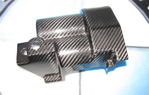 Passend für BMW BOXER CUP R 850 R R850R Carbon Starter Motor Abdeckung