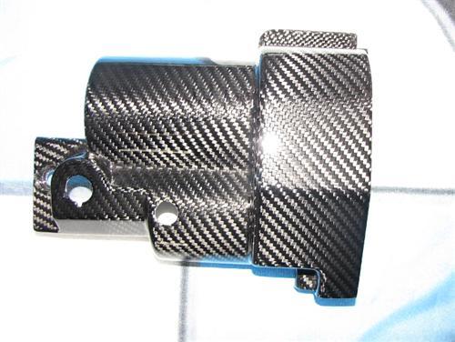 Für BMW BOXER CUP R1100S R 1100 R Carbon Starter Motor Abdeckung