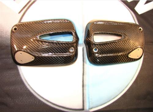 Passend für BMW BOXER CUP R1100S R 1100 R Carbon Ventildeckelschutz NEU