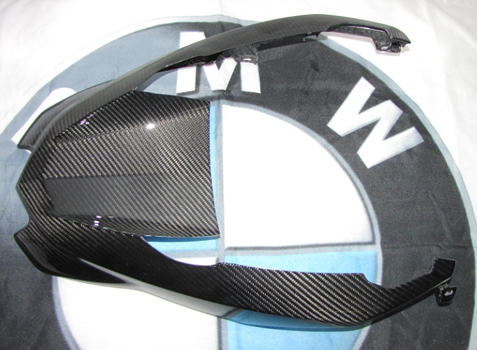 Passend für BMW R1200 GS R GS1200  LC Echt Carbon Schnabel 2013