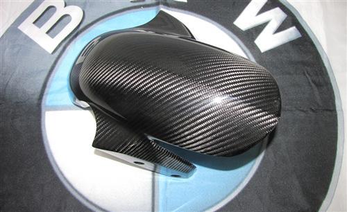 Passend für BMW R1200R R 1200 R ab 2015 Echt Carbon Kotflügel Fender