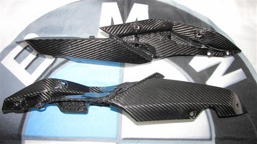 Für BMW R1200R R 1200 R ab 2015 Echt Carbon Heck Verkleidung Spitz