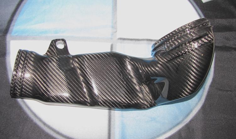 Für BMW 850 1100 1150 S R RS AIR RAM LUFTEINLASS Sammler Carbon