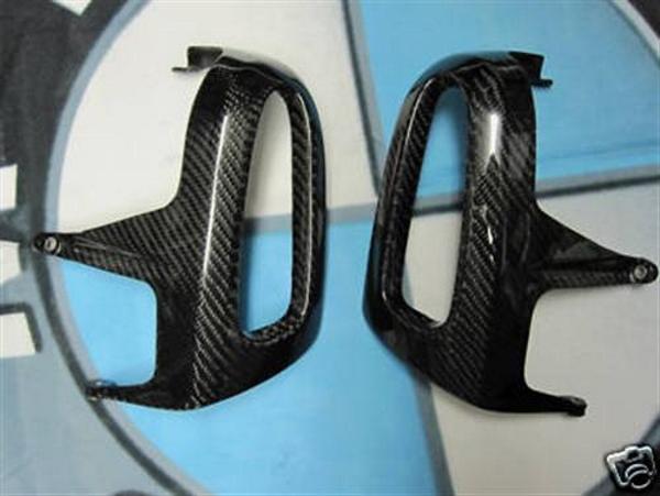 Für BMW R 1150 GS Echt Carbon Ventilschutz R1150GS Ventielschützer
