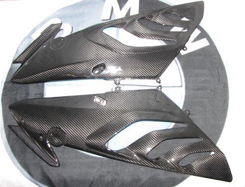 Passend für BMW S 1000 RR Carbon Seitenverkleidung symmetrisch Verkleidu