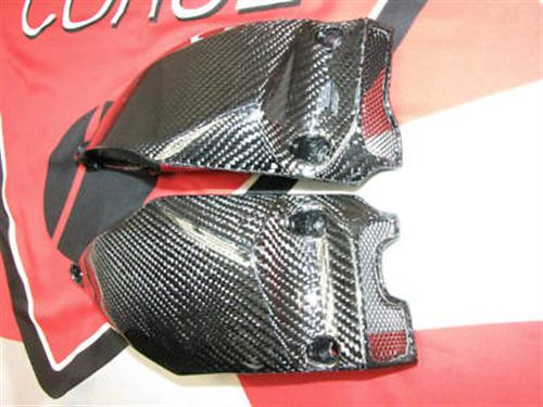 Ducati Streetfighter 1098 848 Carbon Air Box seitl. NEU