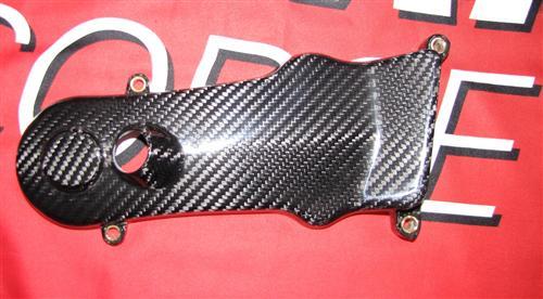 Passend für Ducati 1100 EVO 2009 10 Carbon cam belt Zahnriemenabdeckung