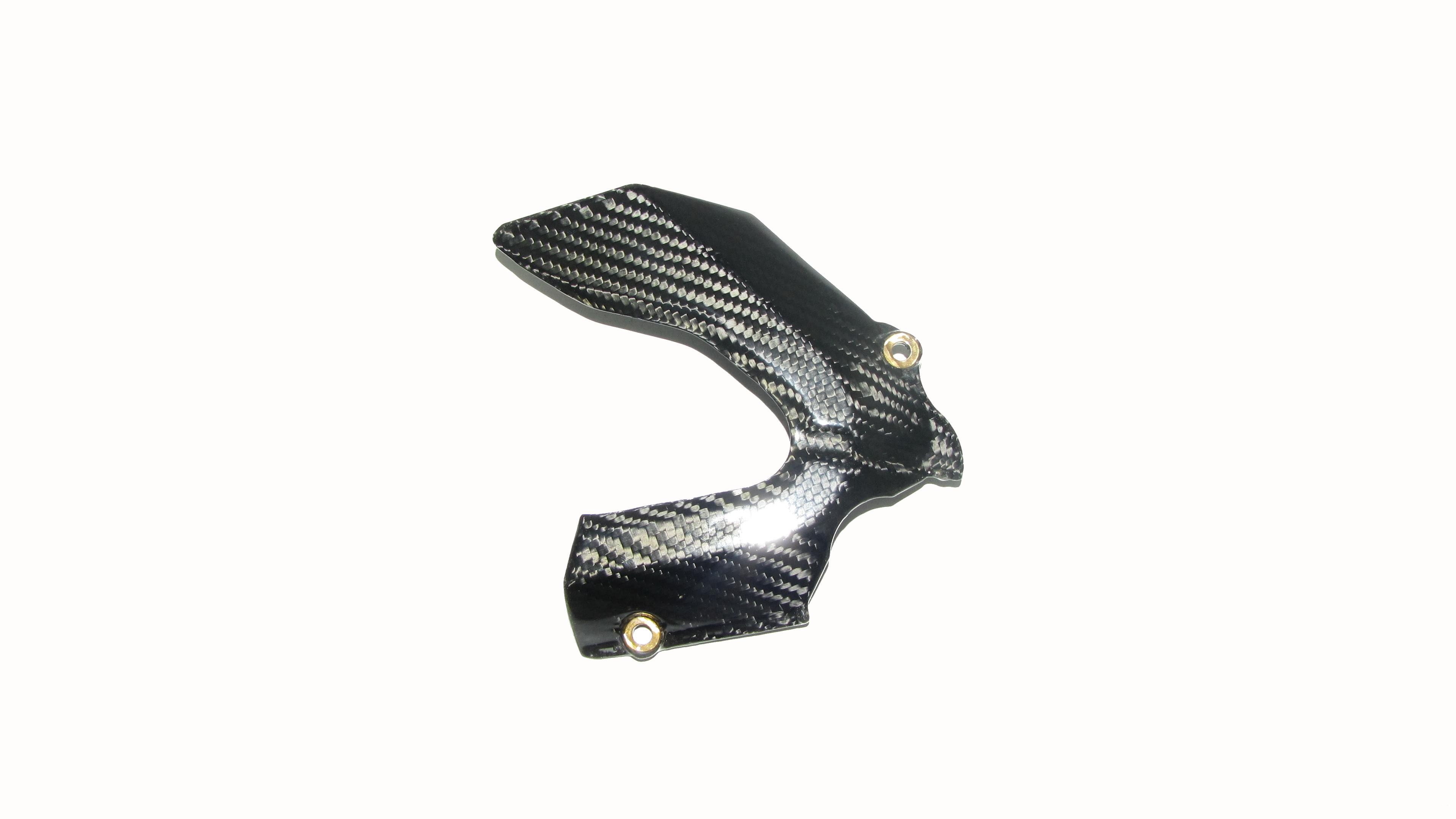 Passend für Ducati Streetfighter 1098 Carbon Ritzelabdeckung  offen NEU