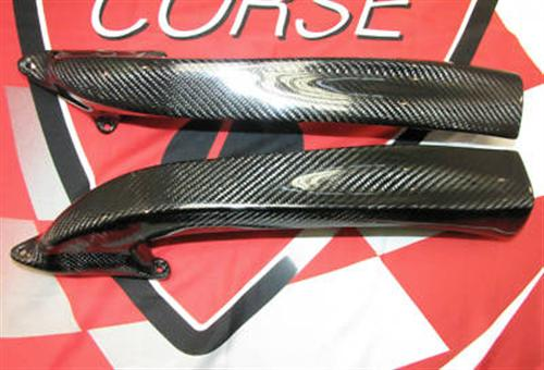 Passend für Ducati 1098 S R Echt Carbon RAM AIR Parts