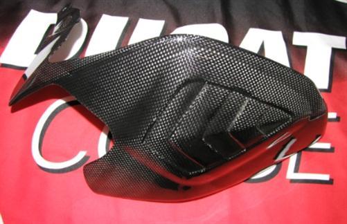 Passend für Ducati 1199 Panigale S Verkleidung Echt Carbon Fein Schwingenschutz
