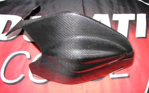 DUCATI 1199 Panigale S Verkleidung Echt Carbon Fein Schwingenschutz Schwinge