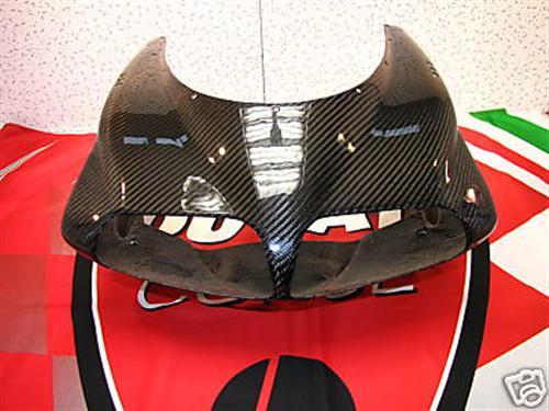 Carbon Ducati 748-916-996-998 Front Verkleidung Kanzel
