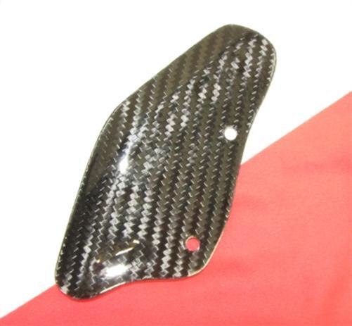 Passend für Ducati Hypermotard ECHT Carbon Ritzel Abdeckung vorne 1100S 1100