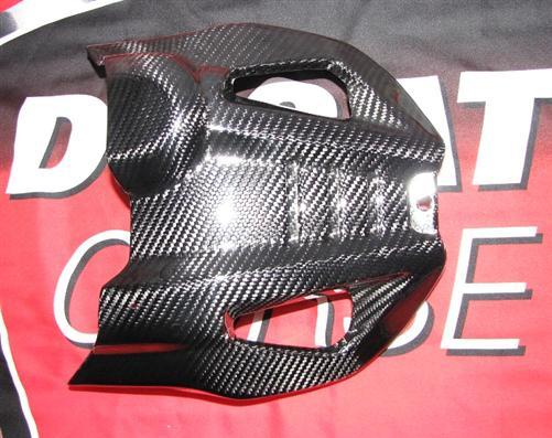 Passend für Ducati Hypermotard ECHT Carbon BUG Abdeckung 2013 SP HYPERSTRADA