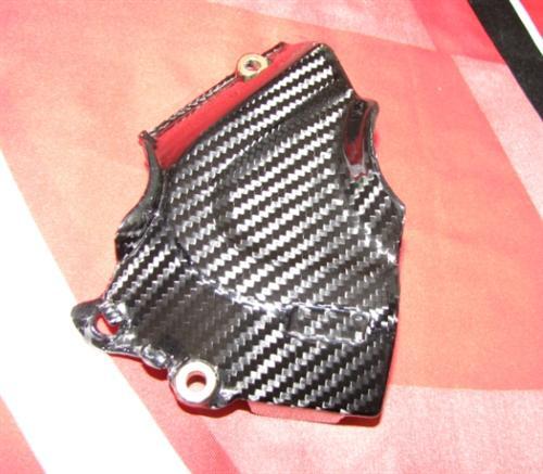 Passend für Ducati Multistrada 1200 Echt Carbon Rizel -abdeckung