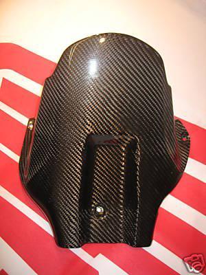 Passend für Honda CBR Fireblade SC57 SC 57 04-07 Carbon Hinterradabdeckung