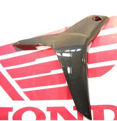 Passend für Honda CBR 600 PC40 Echt Carbon Seitenverkleidung V2 Verkleidung