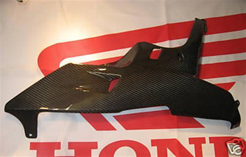 Passend für Honda CBR 600 PC40 Carbon Verkleidung unterteile ******