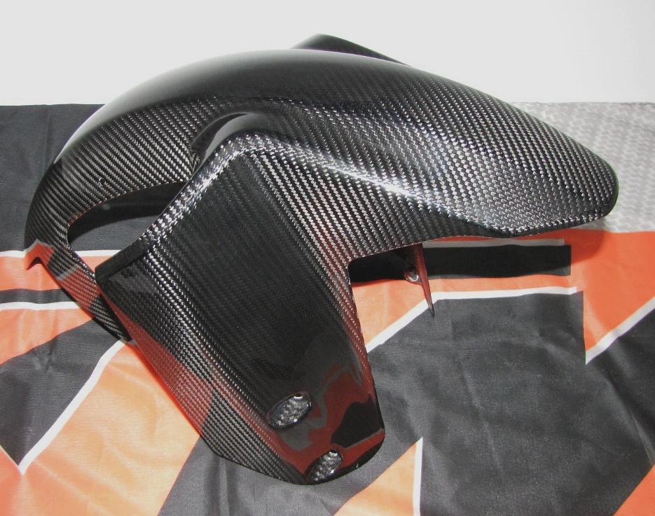 Für KTM 1290 Echt Carbon Fender Kotflügel vornel Super-Adventure