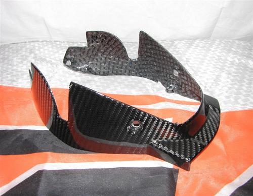 Passend für KTM Echt Carbon Lampe Maske Rahmen Scheinwerfer 1290 Super Duke