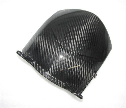 Passend für KTM  Carbon Hinterradabdeckung Superduke R 990 ab 2008