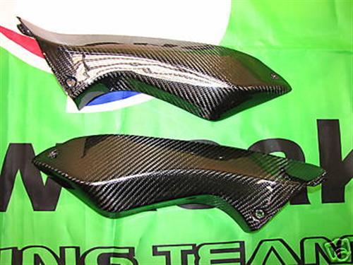 Für Kawasaki ER6 ABS F 03-06 Carbon Verkleidung Abdeckung