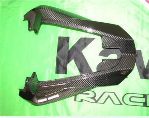 Passend für Kawasaki Z1000 2010-11 Echt Carbon Heck Verkleidung
