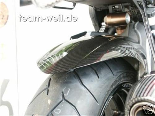 Passend für Kawasaki ZX10R Carbon Hinterradabdeckung 08 ZX 10 R