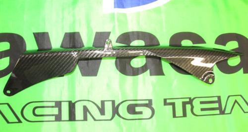 Passend für Kawasaki ZX10-R Carbon Kettenschutz 2010
