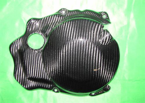 Für Kawasaki ZX10-R ZX10R Carbon Motor-Schutz Kevlar Kupplungschutz ab 2011