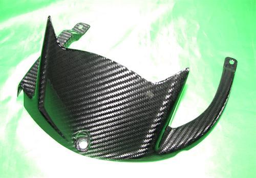 Für Kawasaki ZX10-R Echt Carbon Hinterrad Hinterradabdeckung  ab 2011