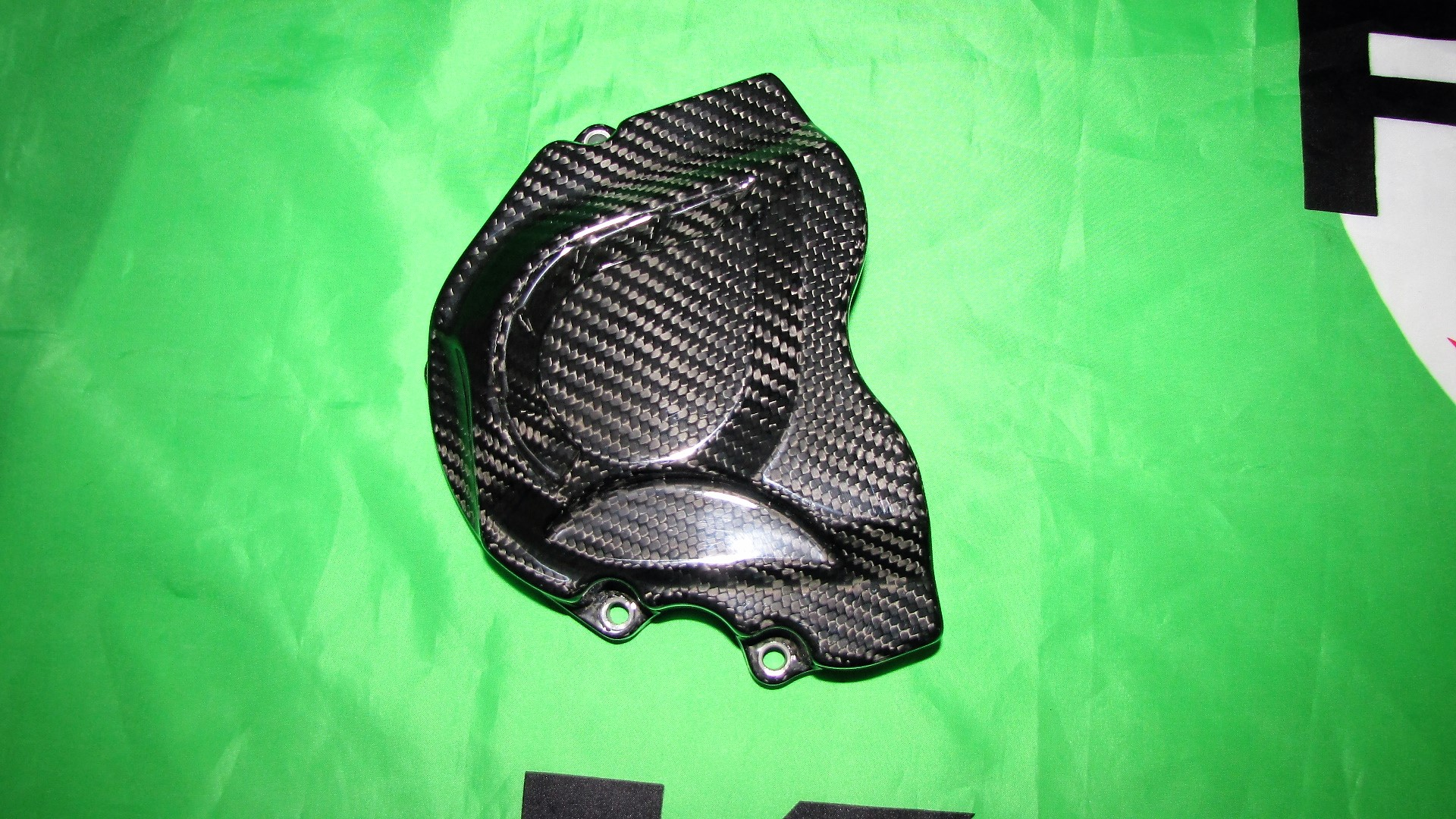 Für Kawasaki ZX10-R Carbon Ritzelabdeckung Ritzel ab 2010 - 2017