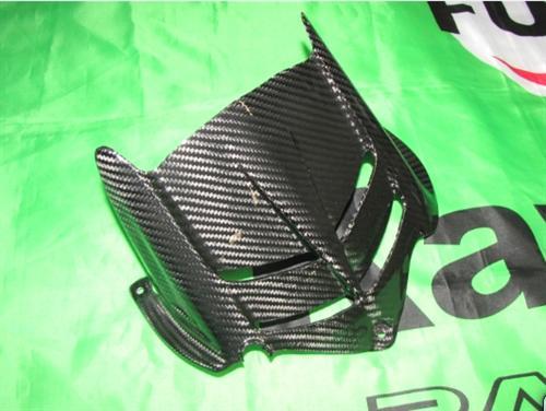 Für Kawasaki ZX6-R 2009 09 Carbon Hinterradabdeckung Fender Hinterrad