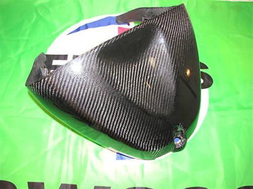 Passend für Kawasaki ZX-6R Echt Carbon Verkleidung Air Box 05-06