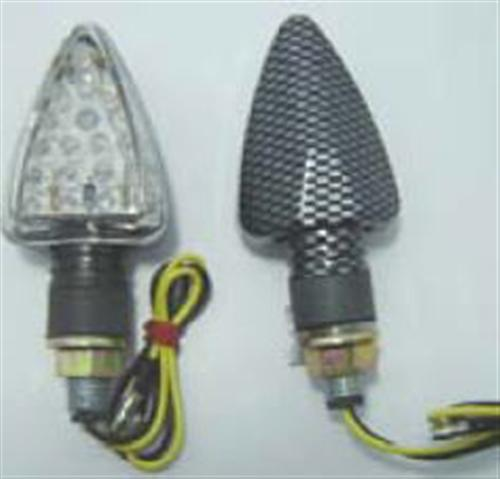 LED Carbon mini Blinker ZX12 RJ11 Sc59 RN22 PC41 Z 849