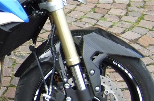 Für Suzuki GSR750 GSR 750 Carbon Kotflügel Fender